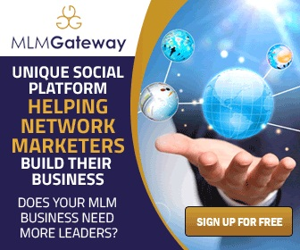 MLMGATEWAY. Network Marketing Social Platform Reach people interested in network marketing and new business opportunities